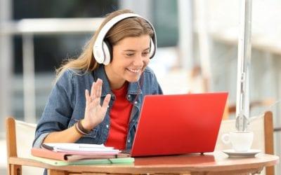 Academica: confinement et digital, nos élèves et professeurs étaient prêts
